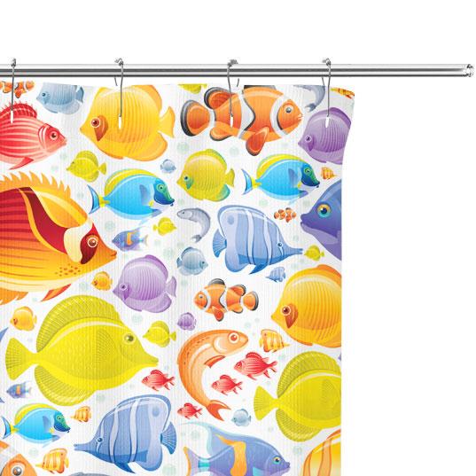 aquarium fish graphic pattern close up image